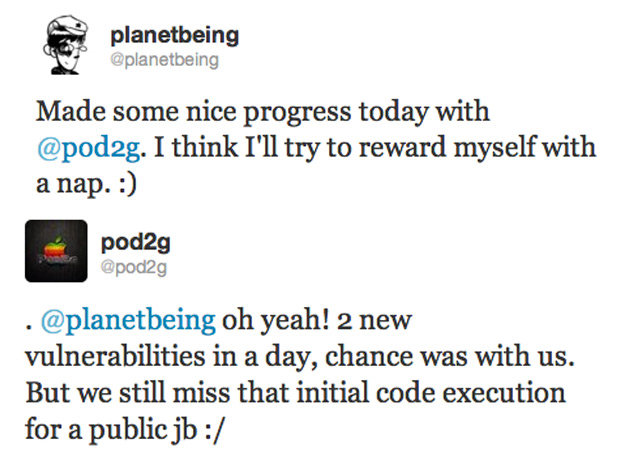 Pod2G And Planetbeing Make More Progress On Untethered iOS 6 Jailbreak