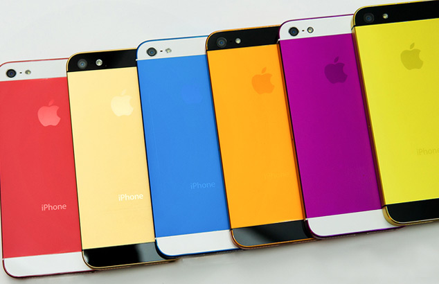 Budget iPhone Colors