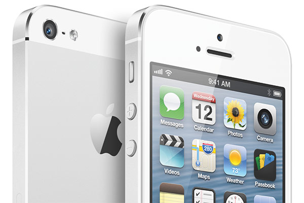 iPhone 5 Part Orders Cut In Half