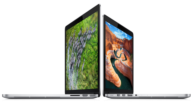 Apple Retina MacBook Pro Price Cut