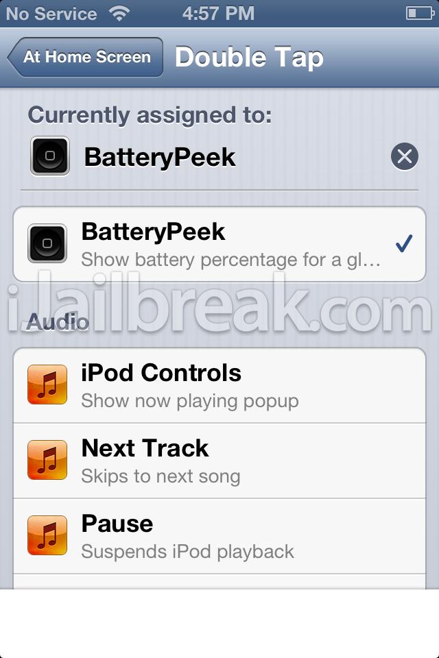 BatteryPeek Activator