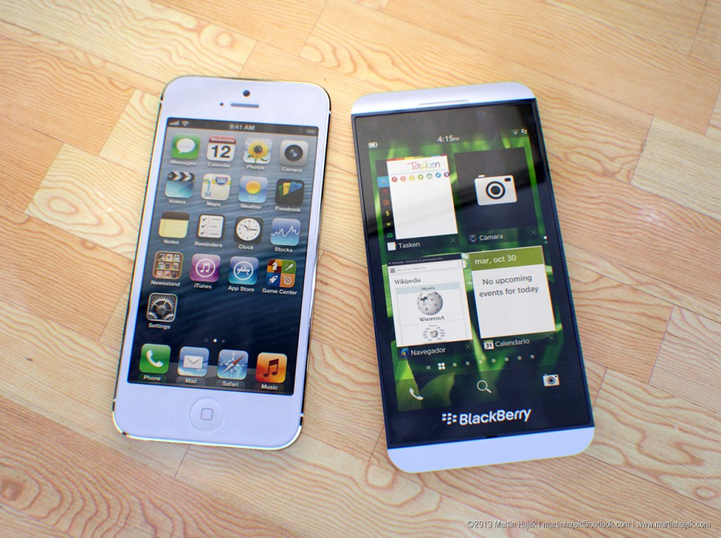 Blackberry-z10-vs-iphone-5