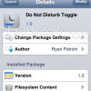 Add Do Not Disturb Toggle To SBSettings Or Activator With Do Not Disturb Toggle Tweak