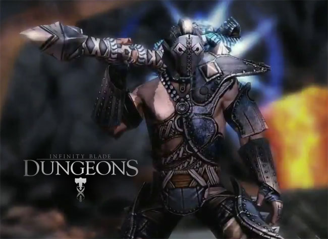 Infinity Blade Dungeons Delayed Again
