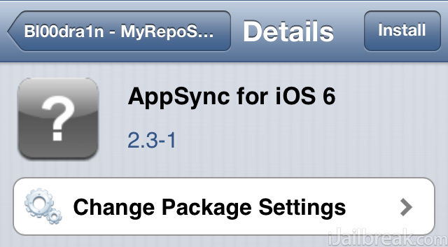 How To Install Cracked Apps On iOS 6 1 / 6 0 With AppSync On