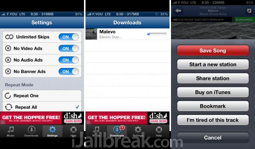 Pandora-Downloader