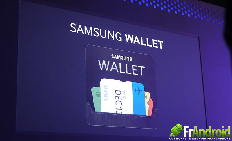 Samsung Wallet Announced