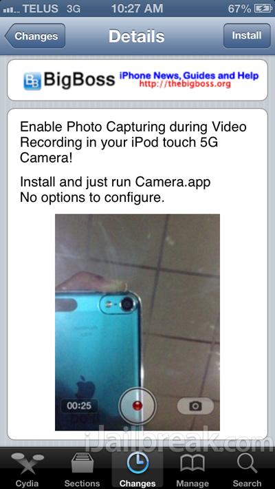 Still-Capture-Enabler