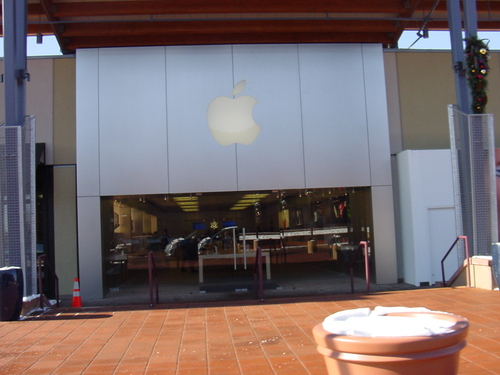 Apple Stores Are Becoming The Banks Of Today
