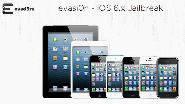 evasi0n ios 6 ios 6.1 jailbreak