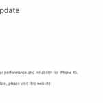 Apple Has Just Released iOS 6.1.1 Build 10B145 For The iPhone 4S