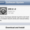 Apple Releases iOS 6.1.2 With Fixes For Exchange Calendar Bug, Download Now [Direct Links]