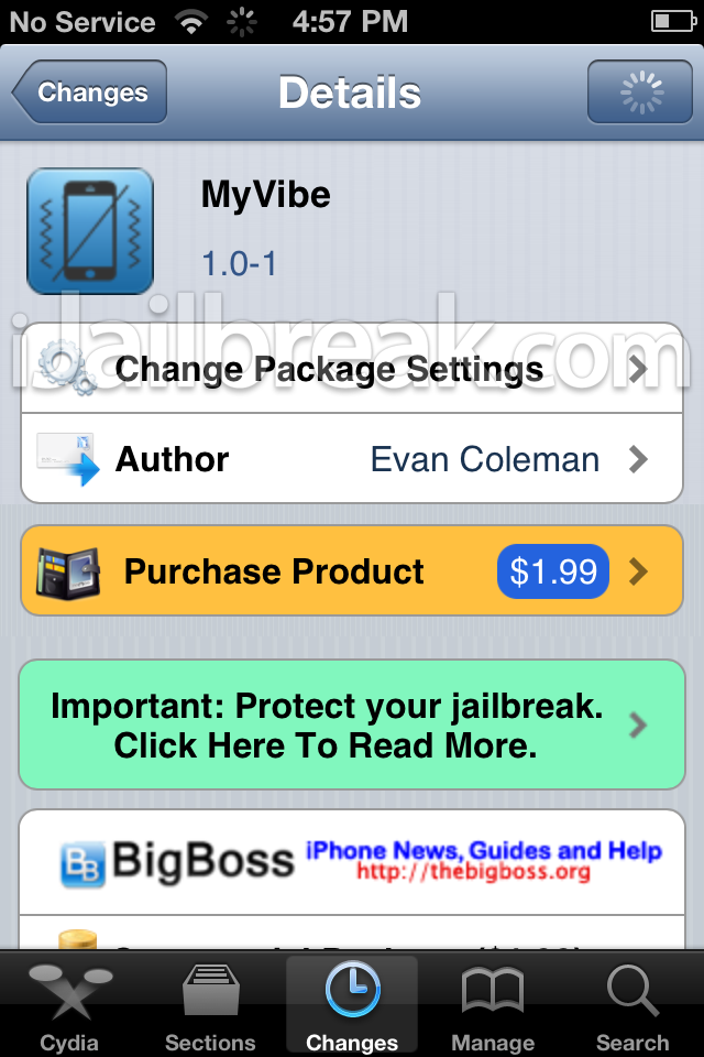myvibe cydia tweak ios-ijailbreak