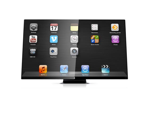iCreate Magazine Apple TV Concept Images