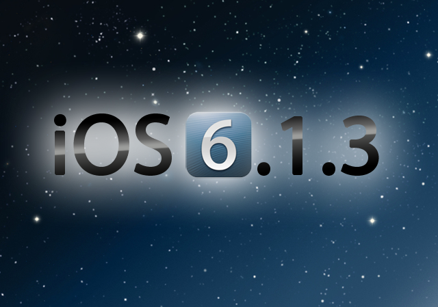 Download iOS 6.1.3 For iPhone, iPad And iPod Touch