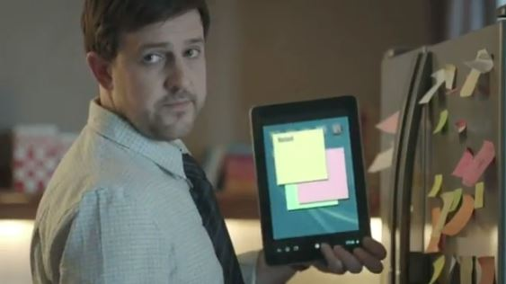 New French TV Ad For Toilet Paper Reminds Us Paper Is More Important Than Tablets [VIDEO]