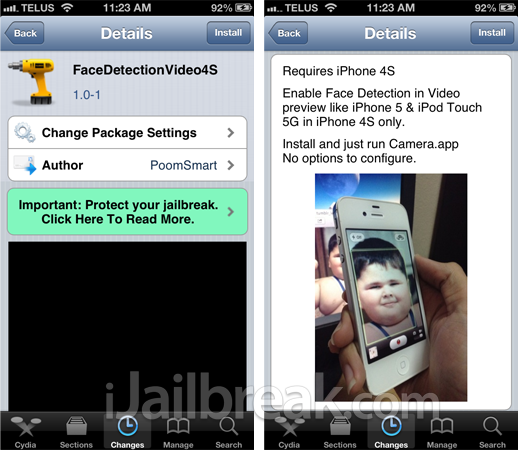 How To Enable Face Detection When Shooting Video On iPhone 4S