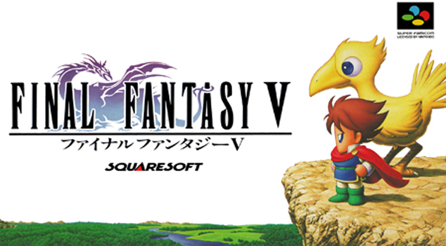 Final Fantasy V Coming To Japan App Store