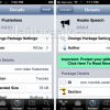 Two Free Cydia Tweaks To Try: Flusterless And Awake Speech