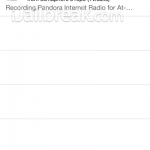 NotCom Unveils His Private Repo Which Contains A Pandora Downloader Tweak Called PandoraJelly [UPDATED]