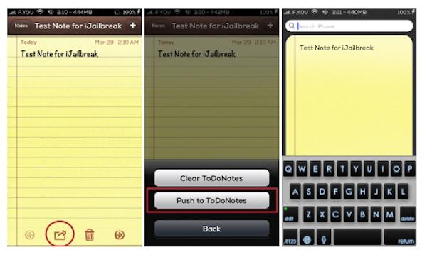 ToDoNotes 2 iOS 6 Cydia Tweak iJailbreak 1