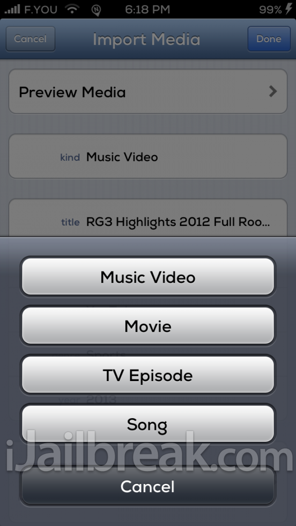 YourTube iOS 6 Cydia Tweak 3 iJailbreak