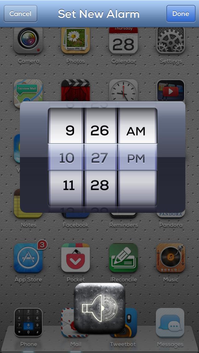 AlarmDisplay Pro Cydia Tweak iJailbreak