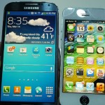 iPhone 5 Vs Galaxy S IV: A Comparison Of Two Of The Top Smartphones [VIDEO]