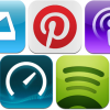 mailbox-pinterest-podcasts-speedtest-spotify