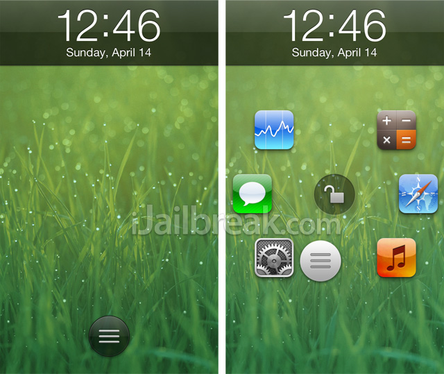 Atom Cydia Tweak