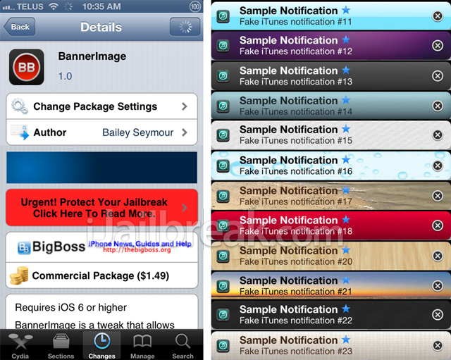 BannerImage-Cydia-Tweak