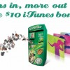 Coinstar iTunes Gift Cards