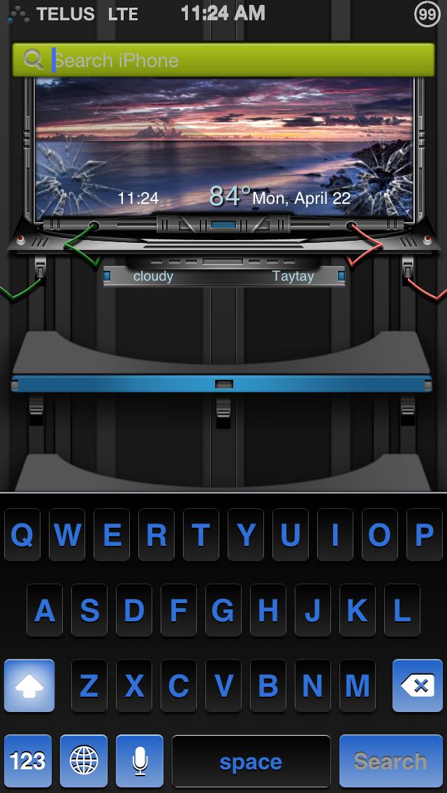 The 1mpAct i5 WinterBoard Theme Is Sure To Turn Some Heads [VIDEO]