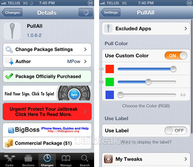PullAll-Cydia-Tweak