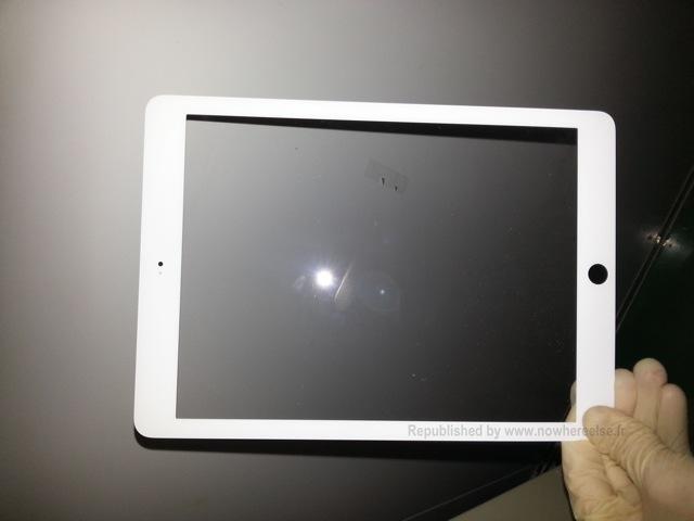 iPad 5 Will Copy Both Design And Touchscreen Tech Of iPad Mini