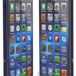 The iPhone ReImagined: Larger Screen With A Side Positioned Home Button [IMAGES]