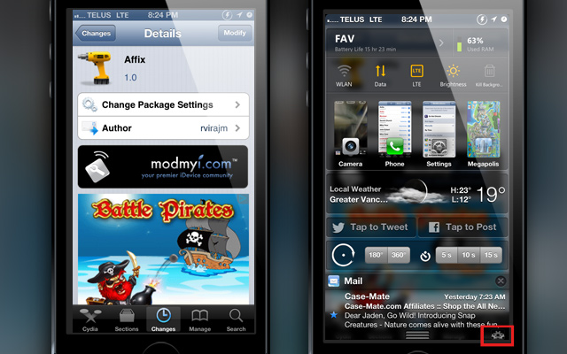 Affix-Cydia-Tweak