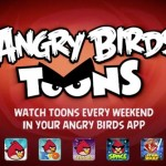 Rovio's New Angry Birds Toons Will Be Distributed Through Angry Birds Apps And Will Air On Select TV Networks