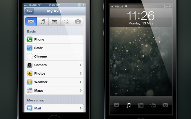 Axis-Cydia-Tweak