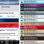 Customize iOS Banner Notifications With The BannerImage Cydia Tweak