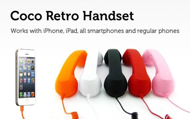 CoCo-Retro-Handset