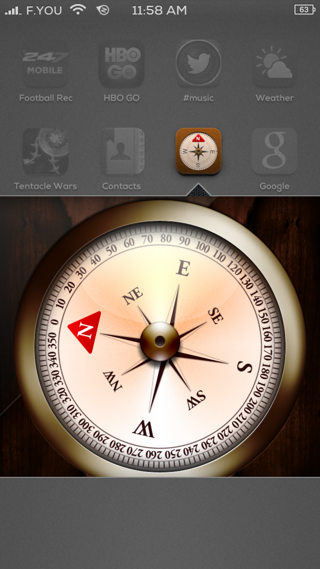 Compass Velox cydia tweak