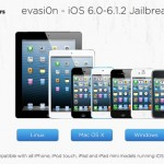 Evasi0n 1.4 Released With Support For Jailbreaking iOS 6.1.2 Untethered On iPhone, iPod Touch And iPad