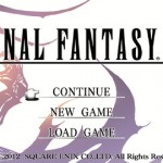 Final Fantasy IV For iPhone, iPod Touch And iPad Released On The App Store, Download Now!