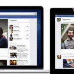 Facebook Shows Off The New News Feed, It's Like Going From An Old School TV To A Widescreen