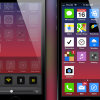 Get A Taste Of What iOS 7 Would Look Like On Your iPhone With The FlatIcons WinterBoard Theme