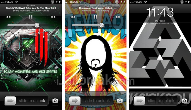 FullScreen-Album-Art-Cydia-Tweak