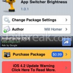 A New Tweak to Dynamically Adjust Screen Brightness on your iDevice! [App Switcher Brightness]