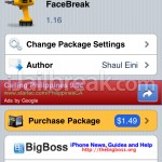 FaceBreak Updated To v1.16 – iOS 4.1 Fix! – Enable FaceTime Over 3G