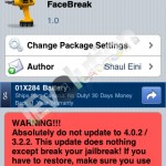 FaceBreak – Enable FaceTime Over 3G